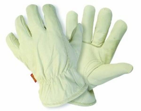 B Gloves Lined Hide