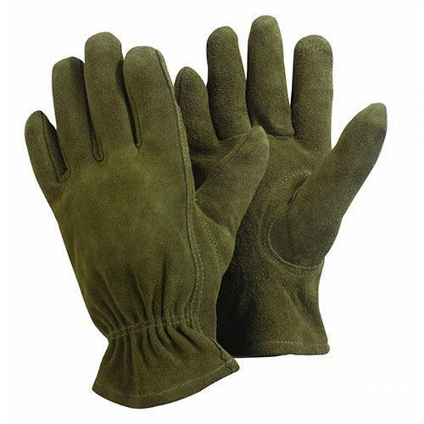 B Gloves Washable Olive Smal