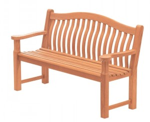 Acacia Turnberry Bench 5'