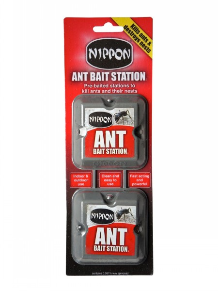 Ant Bait Station Twin