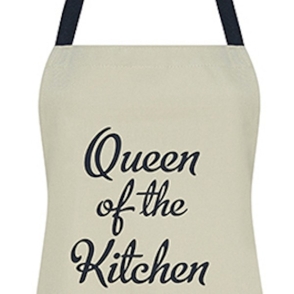 Apron Queen Of The Kitchen Sand