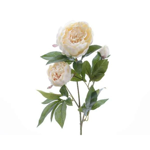 Artificial Rose Branch 72cm