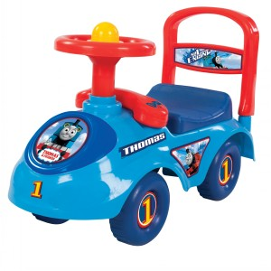 MY FIRST RIDE-ON THOMAS AND FRIENDS