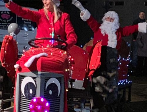 Santa's Grand Arrival Event 2019